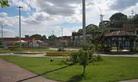 Camacan - Praça Mário Batista por Renato Zumaeta