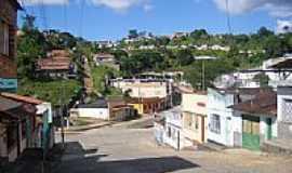 Camacan - Rua Santa Luzia - Vista Parcial por Givaldo M Oliveira
