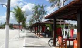 Ourém - Orla do rio Guamá: restaurantes no espaço cultural, Por Carlos Fernando Macedo