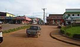 Pacaj� - Acesso ao Centro-Foto:Rainon Kahuna