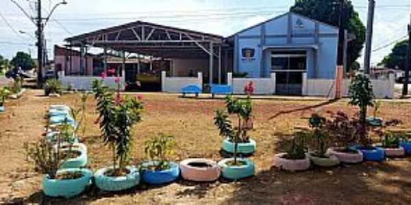 Imagens do Bairro Pacoval no Município de Macapá-PA