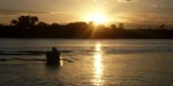O pôr-do-sol - , Por Suêdes Nascimento