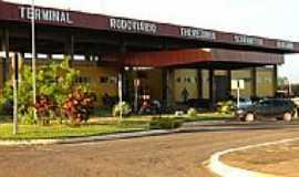 Paragominas - Terminal Rodoviário de Paragominas-Foto:ismálio oliveira