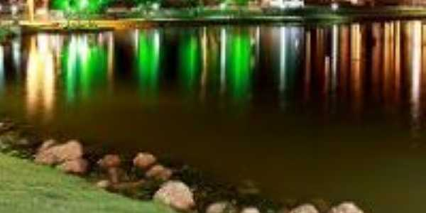 Lago verde, Por Elivelton Alberttiny