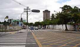 Cama�ari - Cama�ari-BA-Avenida Radial-Foto:cerrado