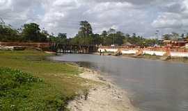 Peixe-Boi - Peixe Boi-PA-Vista parcial do rio e a cidade-Foto:leandromonteiro