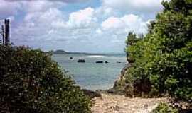 Camamu - Banco de Areia em Camamu-BA-Foto:Admilson Reis