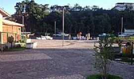 Camamu - Praça central de Camamu-BA-Foto:Deroaldo Boida de An…