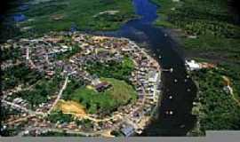 Camamu - Vista aérea de Camamu-BA-Foto:Deroaldo Boida de An…