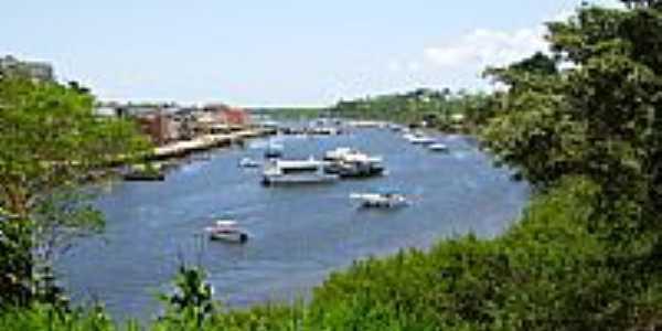 Camamu-BA-Porto da cidade-Foto:Bigode45