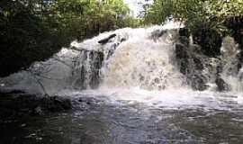 Placas - Cachoeira da Traira Cachoeira - Acesso Livre