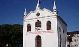 Ponta de Pedras - Ponta de Pedras-PA-Matriz de N.Sra.da Concei��o-Foto:Vicente A. Queiroz