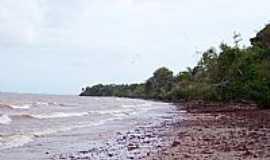 Ponta de Pedras - Ponta de Pedras-PA-Praia Grande-Foto:Fabr�cio Ribeiro