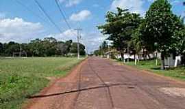 Ponta de Pedras - Ponta de Pedras-PA-Rodovia Mangabeira KM-10-Foto:Fabrício Ribeiro