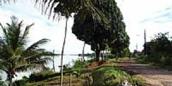 Orla da Vila Coqueiro em Ponta de Ramos-Foto:PEDRO PAULO