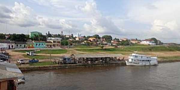 Imagens da cidade de Prainha - PA
