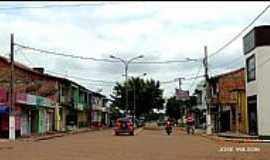 Quatro Bocas - Quatro Bocas-PA-Avenida Central-Foto:Jose Wilson