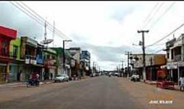 Quatro Bocas - Quatro Bocas-PA-Avenida Dionísio Bentes-Foto:Jose Wilson