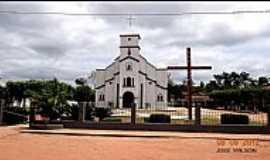 Quatro Bocas - Quatro Bocas-PA-Matriz de São Francisco Xavier-Foto:Jose Wilson