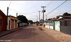 Quatro Bocas - Quatro Bocas-PA-Rua Profª.Priscila-Foto:Jose Wilson