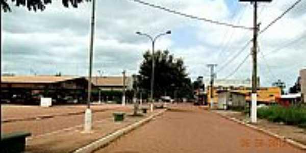Quatro Bocas-PA-Mercado Municipal-Foto:Jose Wilson