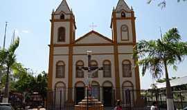 Redenção - Redenção-PA-Matriz do Cristo Redentor-Foto:Valdecy Alves