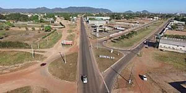 Imagens da cidade de Redenção - PA - Foto Prefeitura Municipal