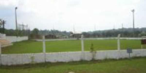 Campo de Futebol do Andorinhas, Por Assis Neves - Castanhal