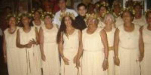 Grupo Folclórico da 3ª Idade de Rondon do Pará, Por Cesar Roberto Mendes