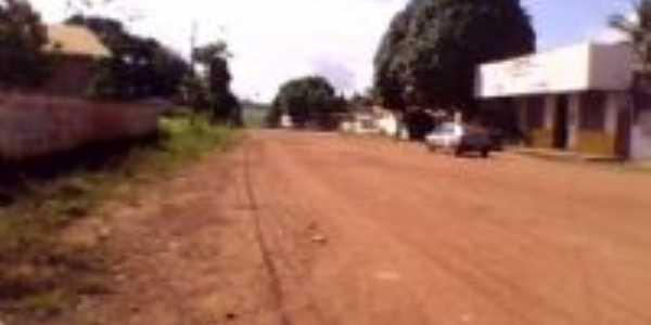 Rua do Bairro do Arroz, Por JACOER NASCIMENTO