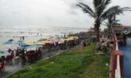 Salin�polis - Praia do Atalaia., Por Fernando Macedo