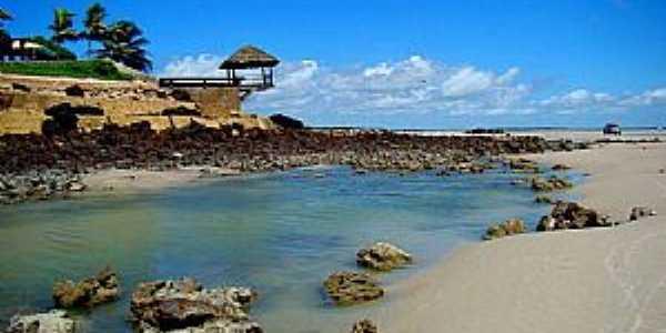 Foto Jaimara Tenani —  Praia do Farol Velho