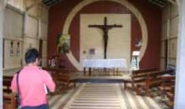 Santa Cruz do Arari - Igraja da Vila Jenipapo, Por Fernando Macedo