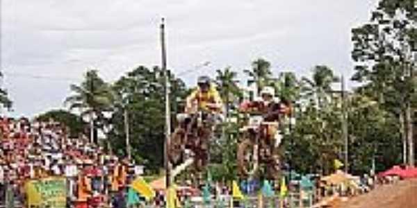 Campeonato de Moto Cross em Santa Luzia do Pará