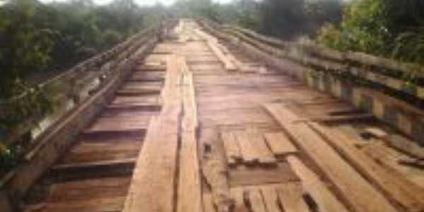 ponte sobre o rio naja, Por gabriel