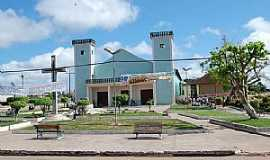 Santa Maria do Pará - Santa Maria do Pará-PA-Cruzeiro na Praça da Matriz-Foto:Rafael_Alves