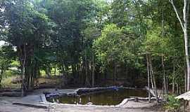 Santa Maria do Pará - Santa Maria do Pará-PA-Lago no Balneário-Foto:andreicmt