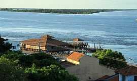 Santarém - Santarém-PA-Encontro do Rio Tapajós com o Rio Amazonas-Foto:luciano passos cruz