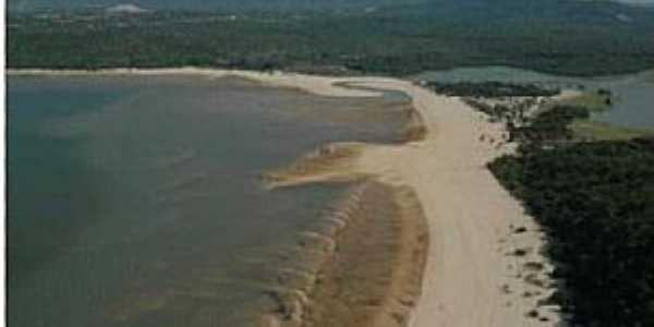 Santarém-PA-Praia da Salvação-Foto:pousadaencantosdaamazonia.com