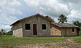 Santarém Novo - Casa de Pescador-Foto:Adalberto Torres
