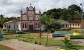 Santarém Novo - Igreja Matriz de Nossa Senhora da Conceição., Por Fernando Macedo