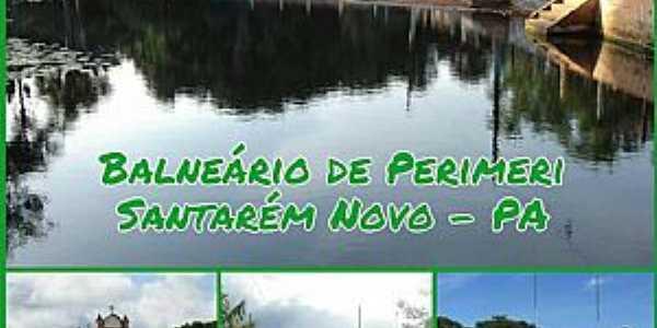 Imagens de Santarém Novo PA
