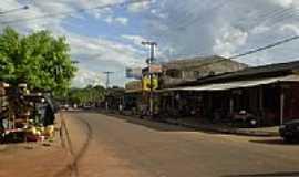 Santo Antônio do Tauá - Rua da cidade-Foto:Odilon Sá