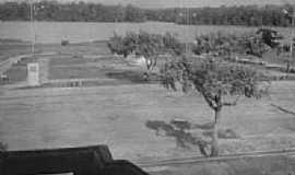 São Caetano de Odivelas - Orla do Rio Mojuim, no início dos anos 60, em São Caetano de Odivelas-PA-Foto:Odilson Sá