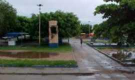 São Domingos do Araguaia - Praça Frei Gil, Por Tony Marques
