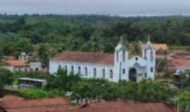 São Domingos do Araguaia - Igreja Matriz, Por Tony Marques