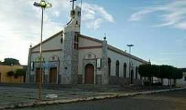 Campo Alegre de Lourdes - Campo Alegre de Lourdes-BA-Matriz de N.Sra.de Lourdes-Foto:James Pereira dos Santos
