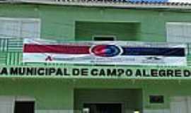 Campo Alegre de Lourdes - Campo Alegre de Lourdes-BA-Prefeitura Municipal-Foto:www.campoalegredelourdes.ba.