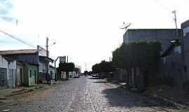Campo Alegre de Lourdes - Campo Alegre de Lourdes-BA-Rua no centro da cidade-Foto:James Pereira dos Santos