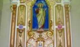 São Domingos do Capim - o Altar, lindo..., Por Laise Marinho